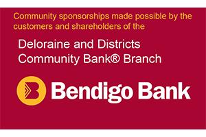 SponsorBendigoBank