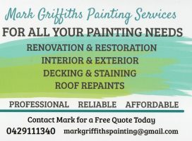 Mark Griffiths Painting Services